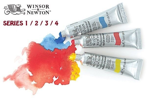 Winsor & Newton Professional Artists Water Colour