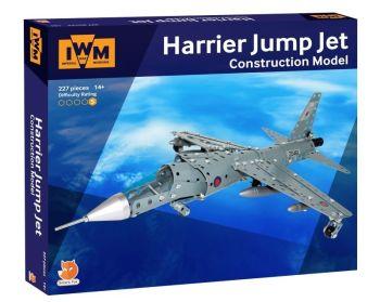 Harrier Jump Jet Construction Kit