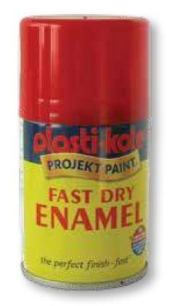 Fast Dry Spray Enamel