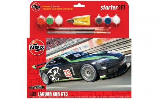 large Jaguar xkr gt3 kit