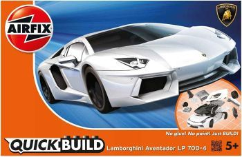 quick build lamborghini aventador