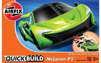 quick build mclaren p1 kit