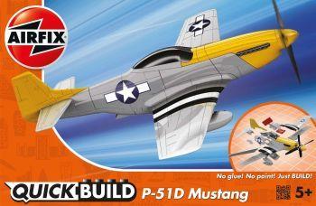quickbuild p-51d mustang