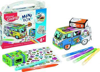Creativ mini box - Paper Van