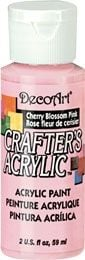 Cherry Blossom Pink - Deco Art 59ml Crafters Acrylic -