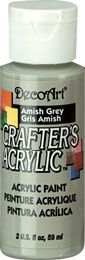 Amish Grey - Deco Art 59ml Crafters Acrylic