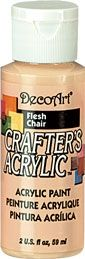 Deco Art 59ml Crafters Acrylic - Natural Beige / Flesh