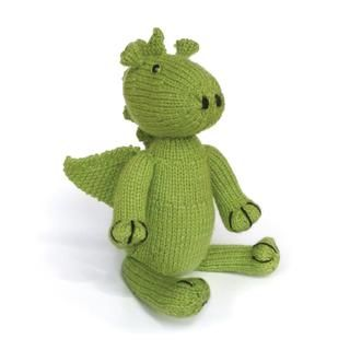 Knit your own dragon  - Craft Kit Company