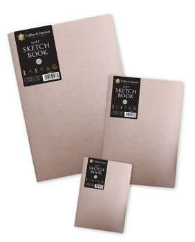 A4 SOFT SKETCH BOOK - CREAM PAPER - 20 pages