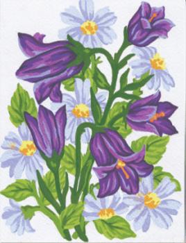 Tapestry Kit: Bluebells