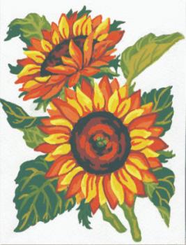 Tapestry Kit: Sunflowers