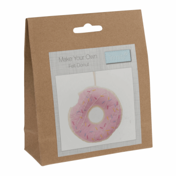 Felt Decoration Kit: Doughnut