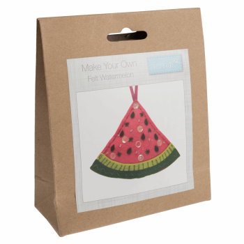 Felt Decoration Kit: Watermelon