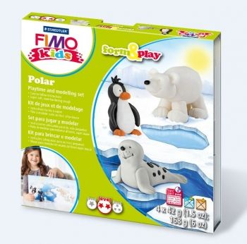 FIMO POLAR FORM & PLAY SET