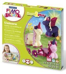FIMO UNICORN FORM & PLAY SET
