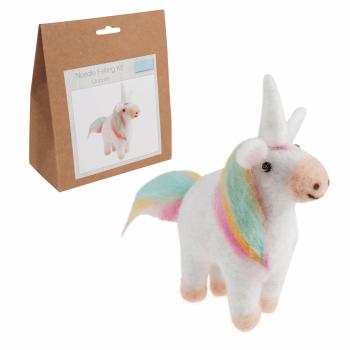 Needle Felting Kit: Unicorn