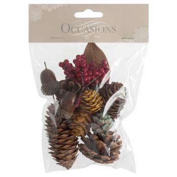 Natural Acorn Mix Bag: 45g