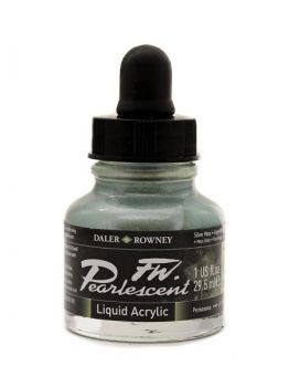 SILVER MOSS 29.5ml PEARLESCENT INK DR FW