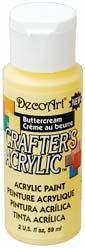 Buttercream - Deco Art 59ml Crafters Acrylic