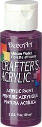 African Violet - Deco Art 59ml Crafters Acrylic