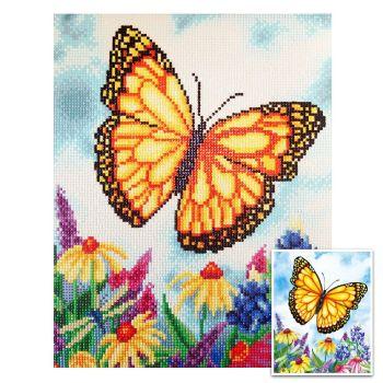 Craft Artist Diamond Art Kit - Butterfly