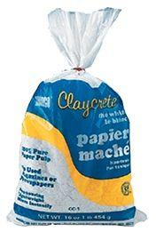 CLAYCRETE PAPIER - MACHE
