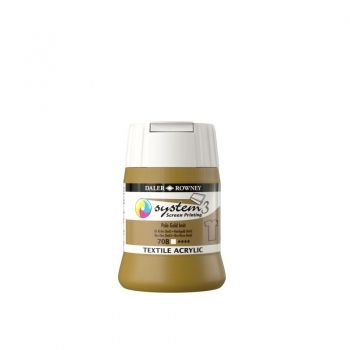 DR SYSTEM 3 NEW TEXTILE SCREEN PALE GOLD 250ml