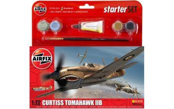 Curtiss Tomahawk IIB - Small starter set
