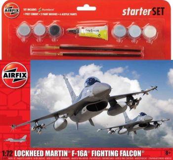 Lockheed Martin F-16A Fighting Falcon - Large Starter Set