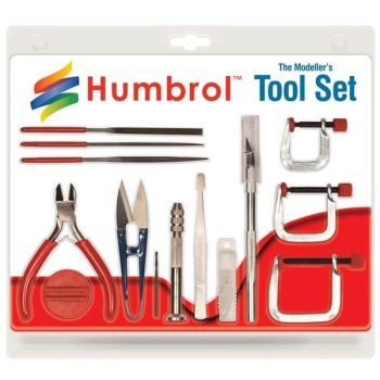 Medium Tool Set by Humbrol