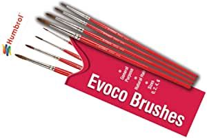 Evoco Brush Pack by Humbrol