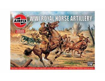 WW1 Royal Horse Artillery