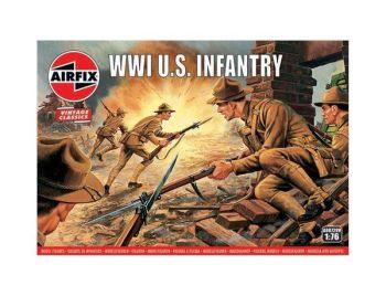WW1 U.S Infantry