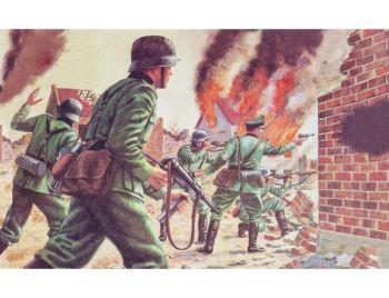 WW1 German Infantry