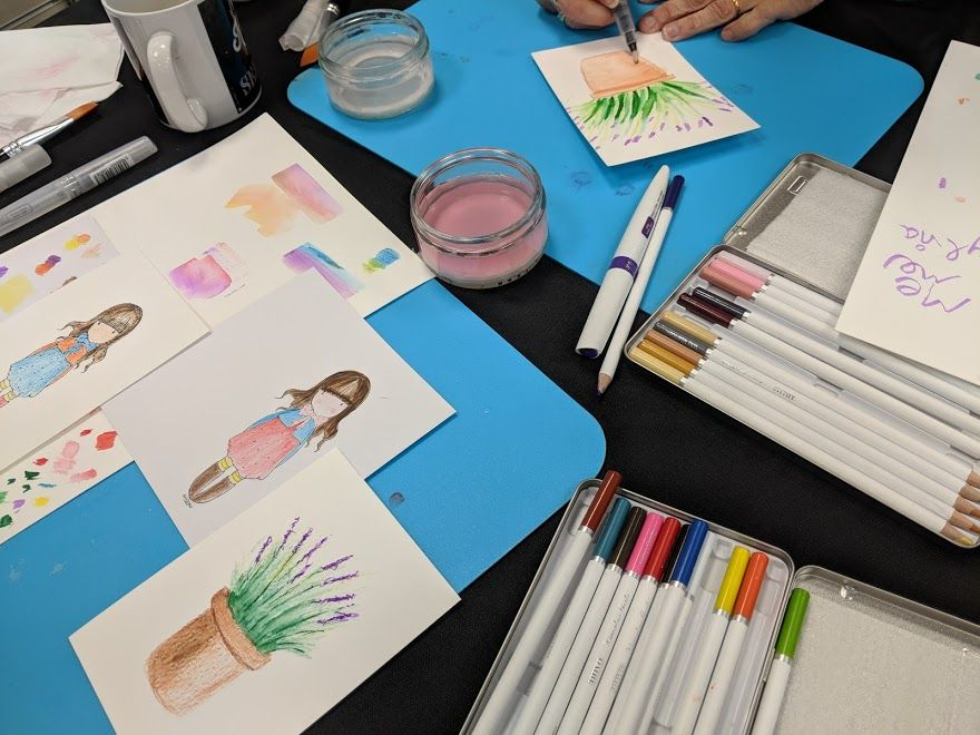 Art Lessons, Craft Workshops and Product Testing