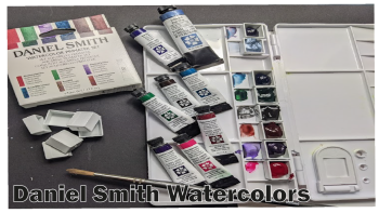 Intro to Daniel Smith Watercolours
