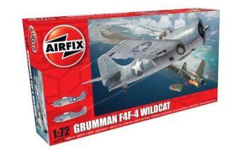 Grumman F4F-F Wildcat by Airfix