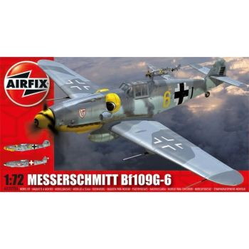 Messerschmitt Bf109G-6 by Airfix