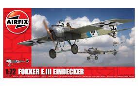 Fokker E.111 Eindecker by Airfix
