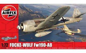 Focke-Wulf Fw190-A8 by Airfix