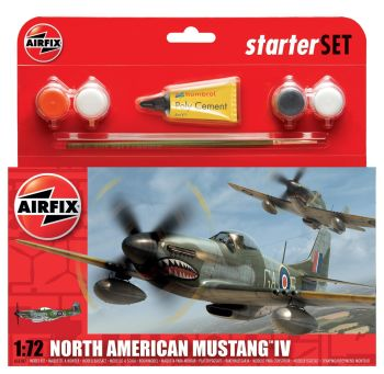 North American Mustang IV - Small starter set