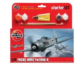 Focke-Wilf Fw190A-8  - Small starter set