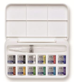 Watercolours, Pans or tubes? - Product testing session