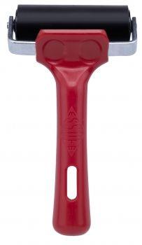 "LINO ROLLER - 3"" (75mm) -Red Handle"