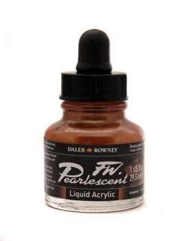 BIRDWING COPPER 29.5ml PEARLESCENT INK by DR FW