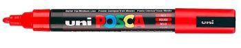 Red POSCA MEDIUM BULLET TIP - PC-5M (1.8 - 2.5mm)