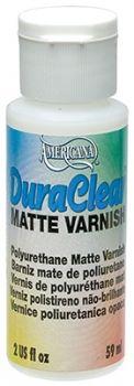 AMERICANA MATT VARNISH - 59ml - Duraclear