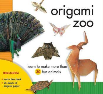 Origami Zoo: Learn to Make More Than 30 Fun Animals
