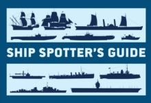 Ship spotters guide