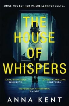House of Whispers by Anna Kent